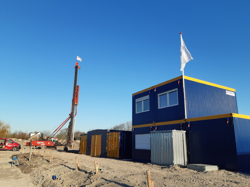 Start project Reinderseiland