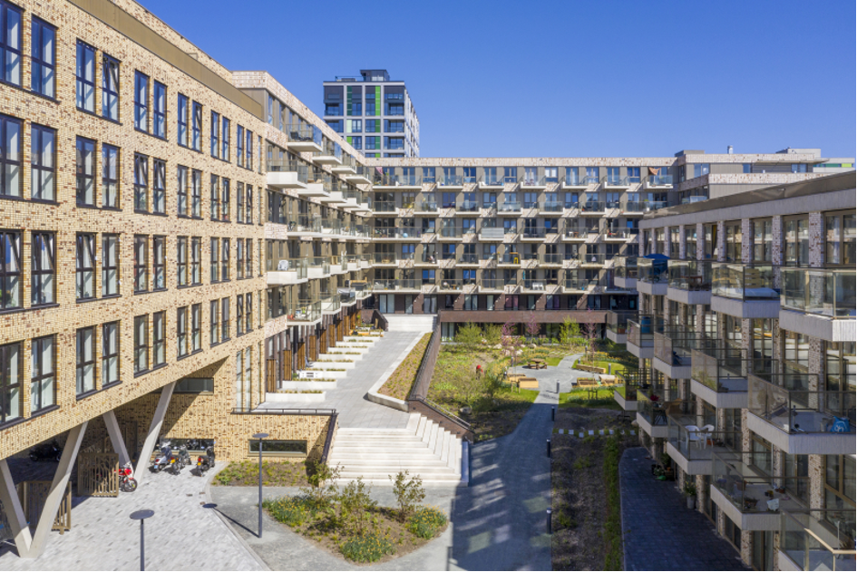 Lieven 2-5 genomineerd voor de Amsterdamse Nieuwbouwprijs 2021!