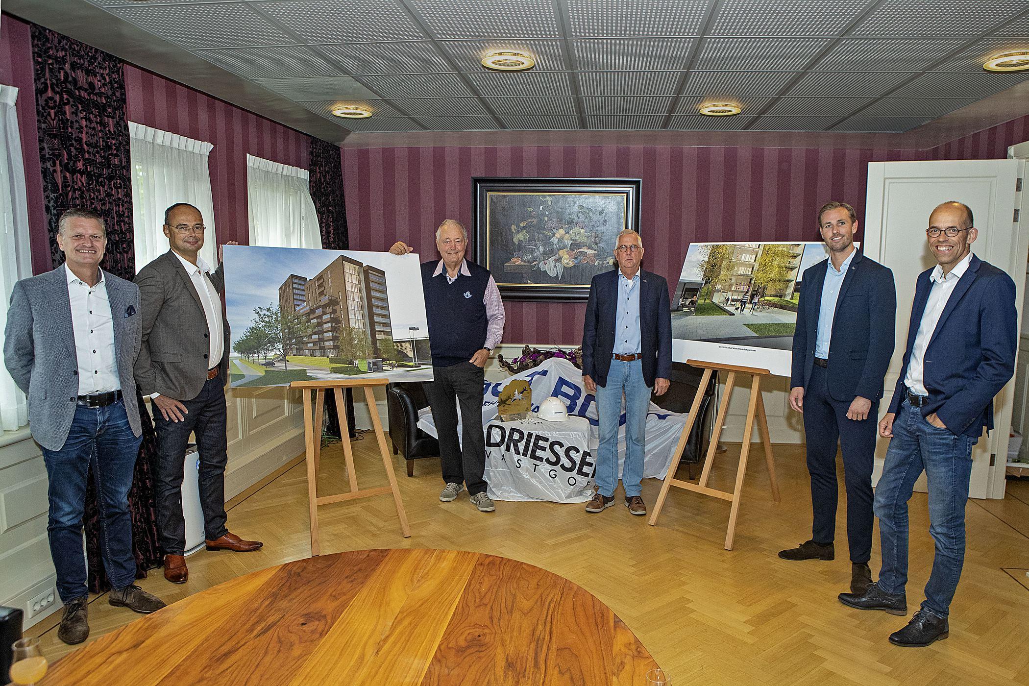 Koop- en realisatieovereenkomst De Kooimeer getekend!